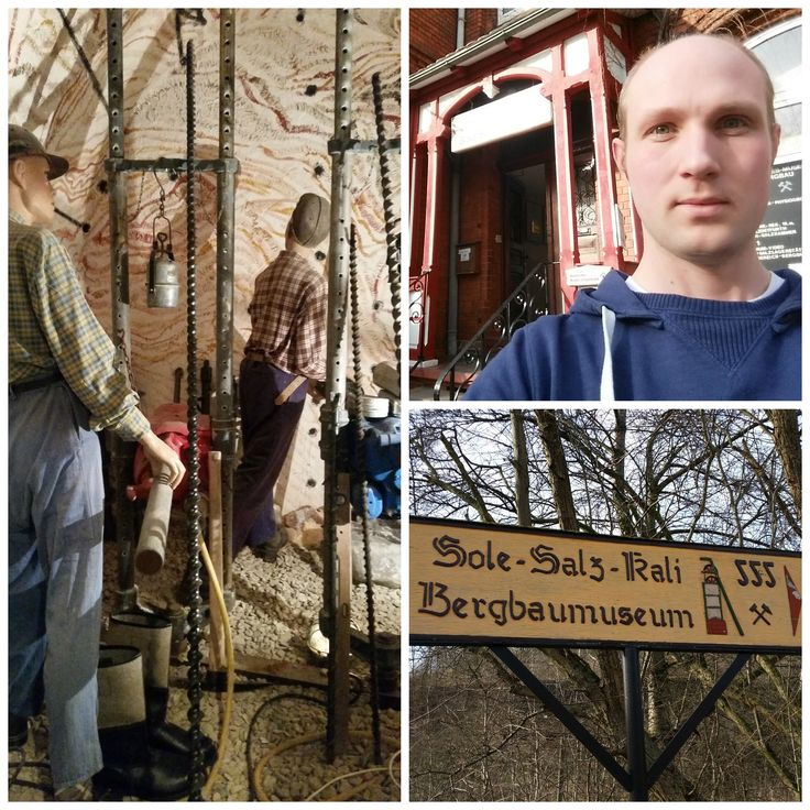 Öffnungszeiten des Stadthistorische Sole-, Salz- und Kali-Bergbau-Museum #BadSalzdetfurth: Dienstag, Donnerstag, Sonntag von 14.00 Uhr bis 17.00 Uhr