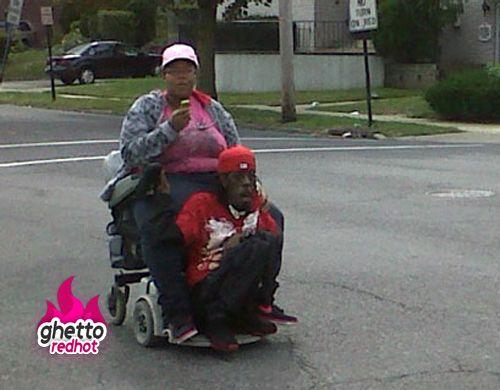 Ghetto rides