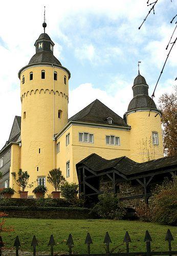 Schloss Homburg bei Nümbrecht, Germany