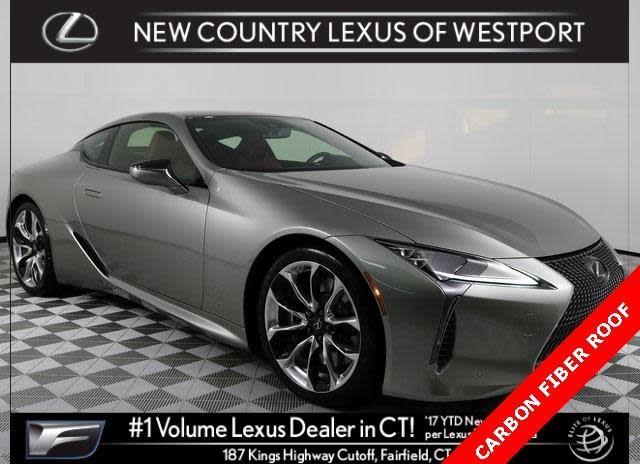 Cpo 2018 Lexus Lc 500 For Sale At Lexus Of Westport In Westport Ct For 79 999 View Now On Cars Com Lexus Lc Lexus Dealer Lexus