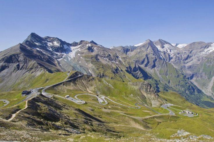 Дорога Гросглокнер (Großglockner) — захватывающий горный серпантин