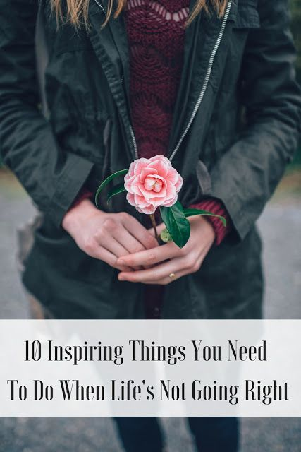 Side Street Style: 10 Inspiring Things You Need To Do When Life's Not Going Right