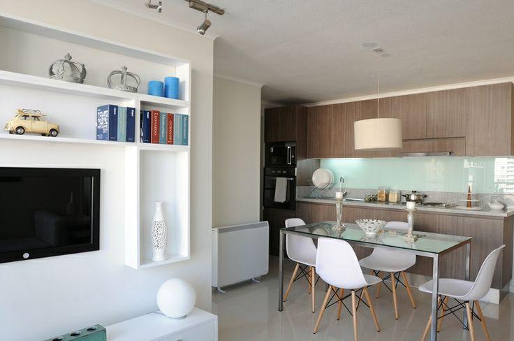 Living, 2 Dormitorios, Sara del Campo