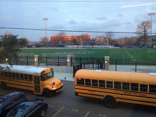usa, high school, and stadium image