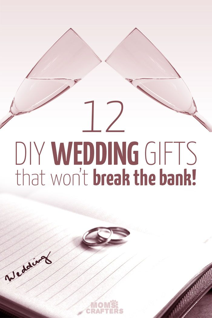 I love this list of DIY wedding gifts - it's such a great way to save when friends get marries so you can spend money on travel and other things!  #mysunnyday @suntrust [ad]