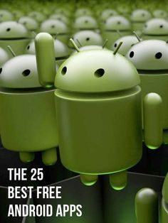 If you have an #Android #smartphone, you'll definitely want to check out these great free apps.