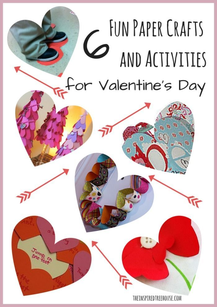 valentine day exercises