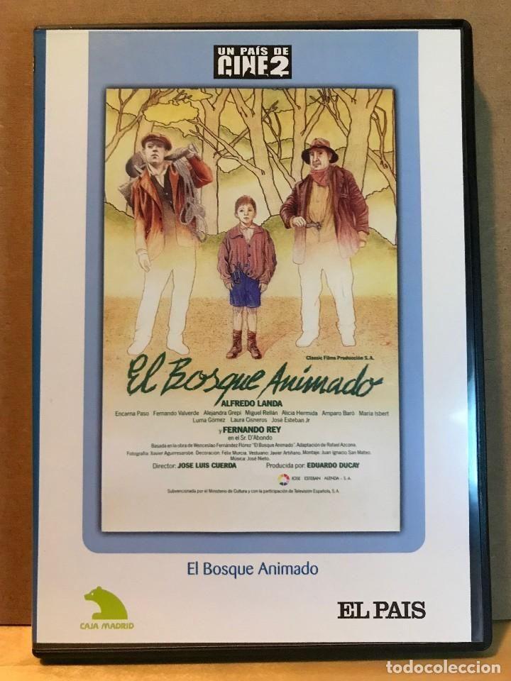 El Bosque Animado Con Alfredo Landa Y Fernando Rey Carteles De Cine Animo Bosque