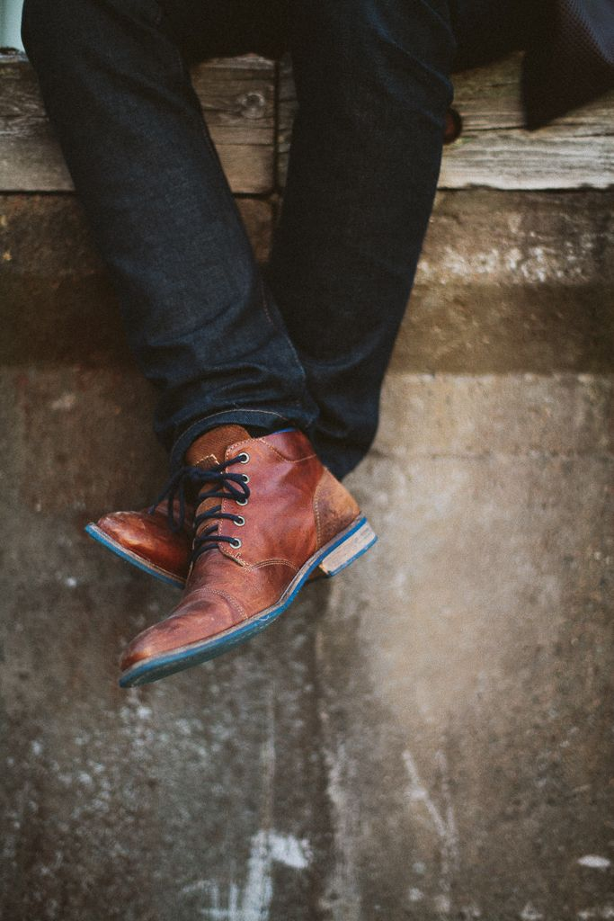 Fashion Men's Shoes Boots