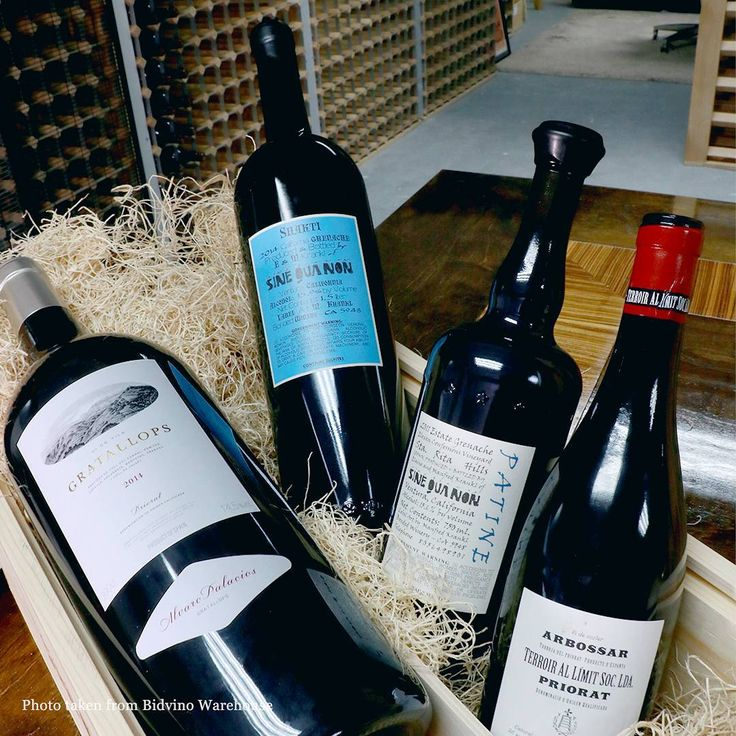 Some of the best Grenache wines just for you! Enjoy these selections from Alvaro Palacios, Sine Qua Non, and Terroir Al Limit Soc. Lda. Visit https://www.bidvino.com/auction to see all our Grenache wines up for Auction.   #RefinedCellar #Bidvino #Auction #WineHK #HKIG #HongKong #Macau #SommLife #Sommelier   #AuctionWeek #Wine #Vino #WineLover #WineTime #WeekdayWines #WineCellar #Winery #WineNot #SQN #TerroirAlLimit #AlvaroPalacios #Grenache #Priorat #California