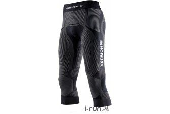 X-Bionic Corsaire The Trick Running M pas cher - Vêtements homme running Collants 3/4 en promo