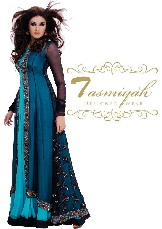 New Designer Women's Clothing pakistani designer party