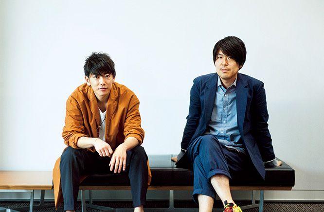 5月14日から公開される映画『世界から猫が消えたなら』。主演の佐藤健さんと原作者の川村元気さんの対談は、理系の話に始まり、ヤンキーやゲームの話題にも及んで…。似てないようで似ている二人の対談です。