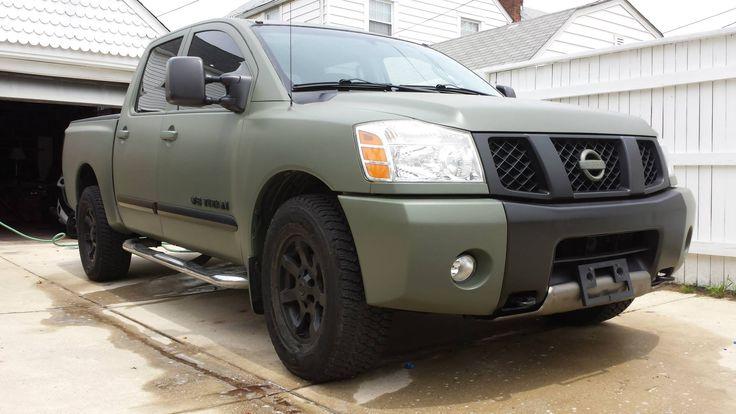Dipped Examples Rambler On Pinterest Nissan Titan