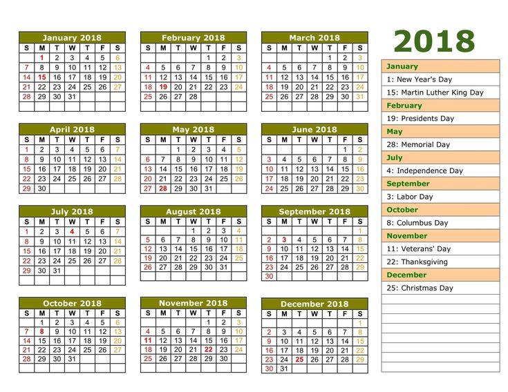 Islamic Calendar 2018, hijri calendar 2018 | desktop | Hijri