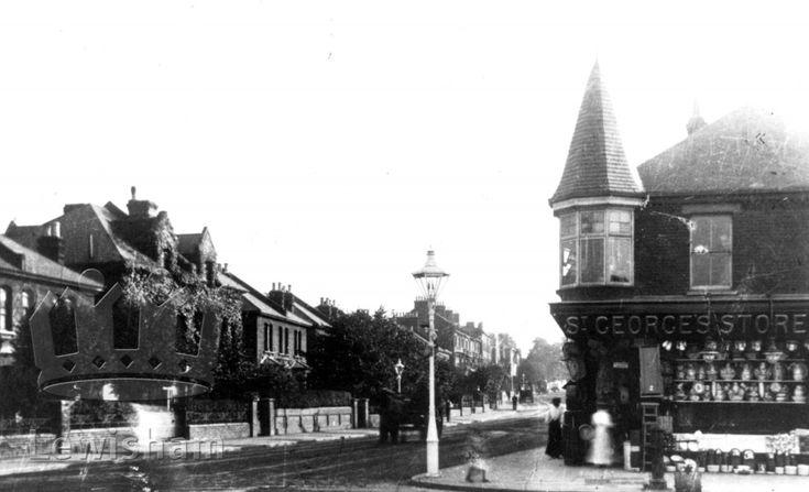 Knapton & Sons, Perry Hill c.1912 - Lewisham Borough PhotosLewisham Borough Photos
