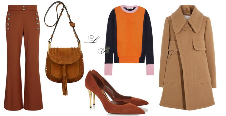 свитер-MM6 Maison Margiela, юбка-Isabel Marant, сапоги-Jimmy Choo, шляпа-Maison Michel, cумка-Lanvin