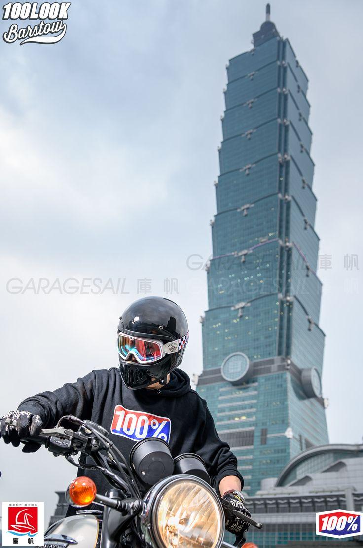 #Barstow #Taipei101 #T100 #Triumph
