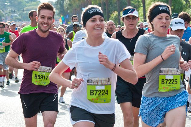 "'Ridiculously Photogenic Guy' Is the Best-Looking Meme on the Web. Hahaha The post tried putting his picture on top of the women's faces and said, ""He even makes the women look better."" Lol. No one looks that good when they're running. I guess this guy does!"
