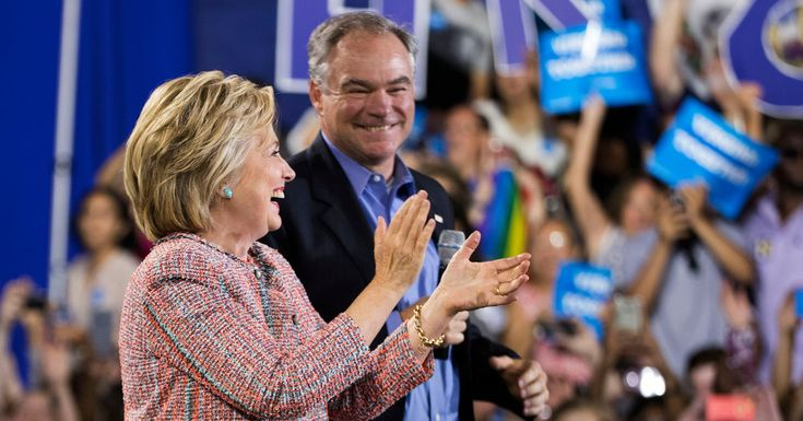Mr. Kaine, a former governor of Virginia who is now on the Senate Foreign Relations Committee, speaks fluent Spanish and has a strong friendship with Mrs. Clinton.