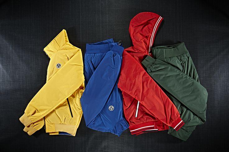 #NorthSails #Lookbook #collection #fall #winter #2013 #2014 #Jacket #coloured #Cesare #Medri