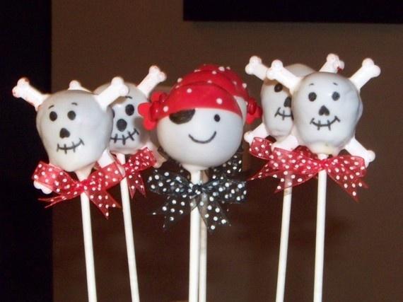 Images Of Cute Cake Pops : Mais de 1000 ideias sobre Pirate Cake Pops no Pinterest ...