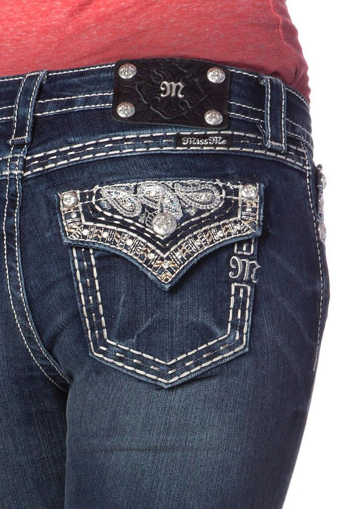 Miss me jeans bootcut size 31