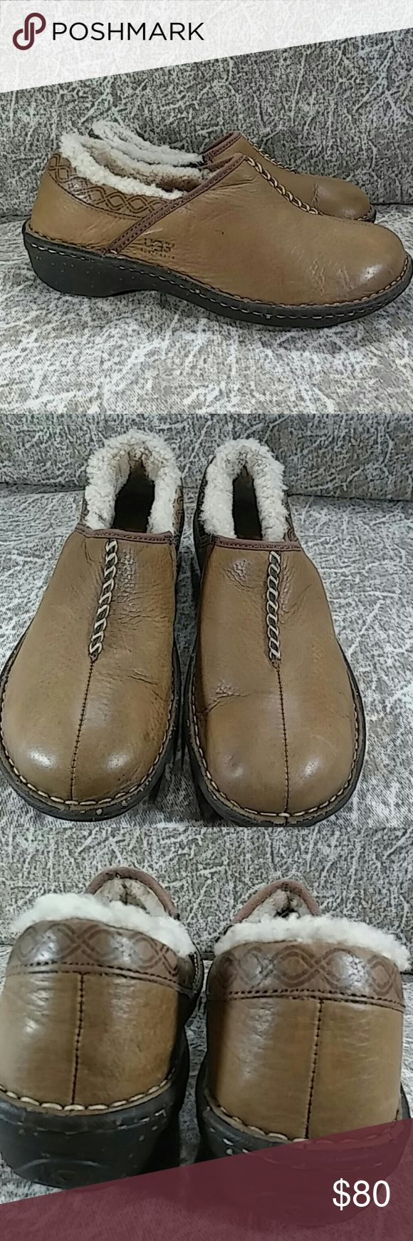 Size 8 Ugg mules Size 8 women's mules in extremely good used condition UGG Shoes Mules & Clogs