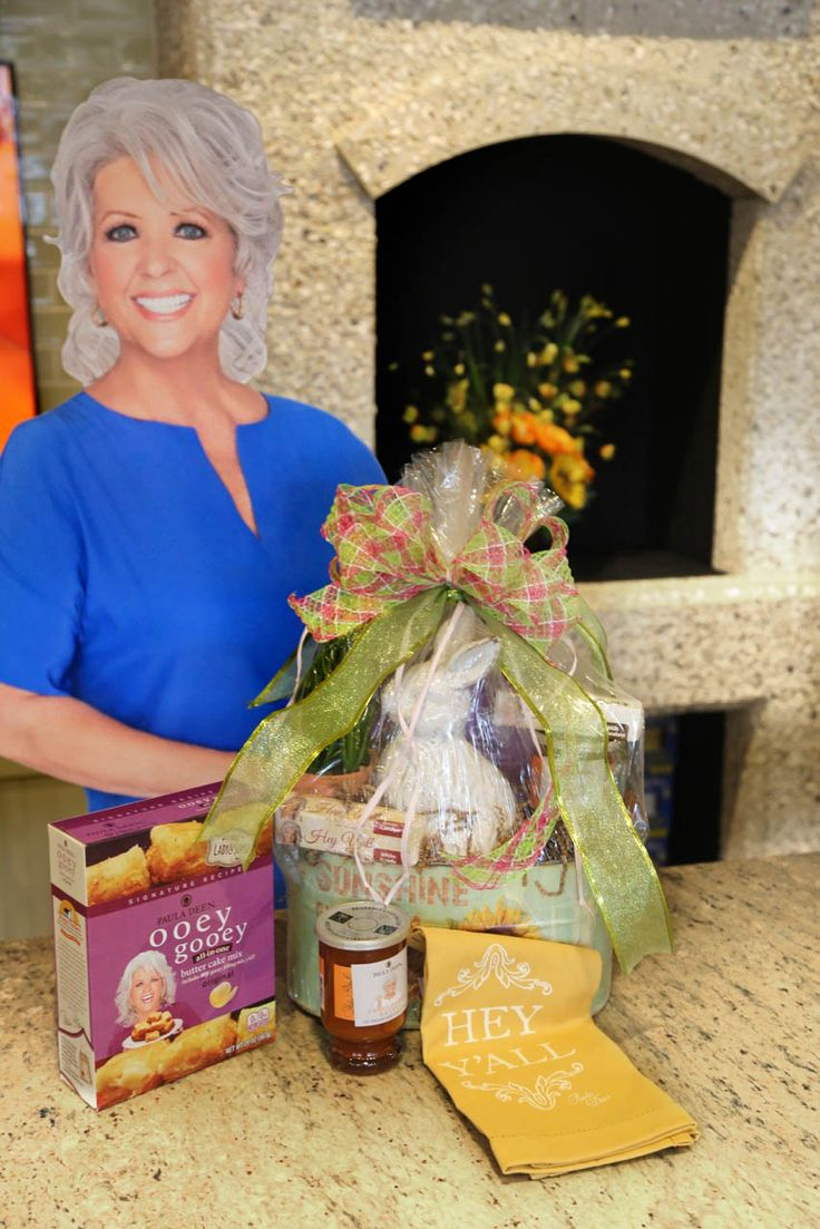Did You Know That The Retail Store At Paula Deen S Family Kitchen Makes Gift Baskets