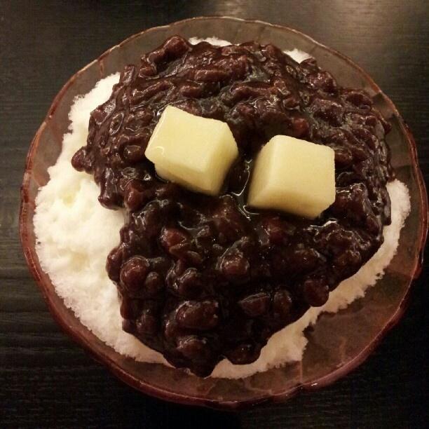 Patbingsu #patbingsu #팥빙수 #koreanfood #koreacosmeticbrand #webstagram #wishtrend #redbean - @WISHTREND- #webstagram