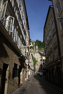 Hotel Goldener Hirsch Salzburg - Hotel Goldener Hirsch - Wikipedia