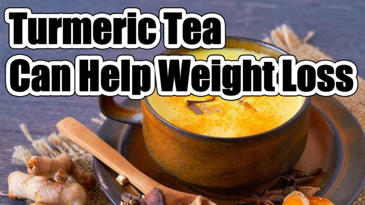How To Make Turmeric Tea Recipe for Weight Loss Fast and Benefits