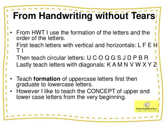 Best 25 Handwriting Without Tears Ideas On Pinterest