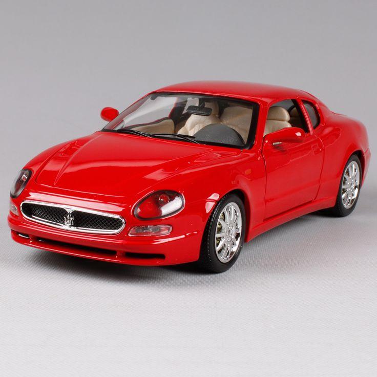Maisto Bburago 1:18 Maserati 3200 GT Coupe Sports Car Diecast Model Car Toy New In Box Free Shipping 12031 #Affiliate