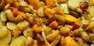 Vaříme bez tuku: Pečená zelenina
