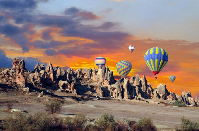 10 Day Turkey Tour; Istanbul, Ephesus, Pamukkale, Antalya, Cappadocia  Explore Turkeys top attractions on this 10 day tour - visiting; Istanbul, Ephesus, Pamukkale, Antalya, CappadociaDay 1: Arrival in Istanbul (Istanbul)Transfer from airport or cruise port to your hotel. The rest of the day at your leisure.  Day 2: Istanbul Old City Tour (Istanbul)Today on Private Istanbul Old City Tour visiting; Blue Mosque, Hippodrome, Hagia Sophia Museum, Topkapi Palace (Harem not included...