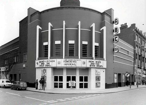 ABC Hammersmith in the King St 1970