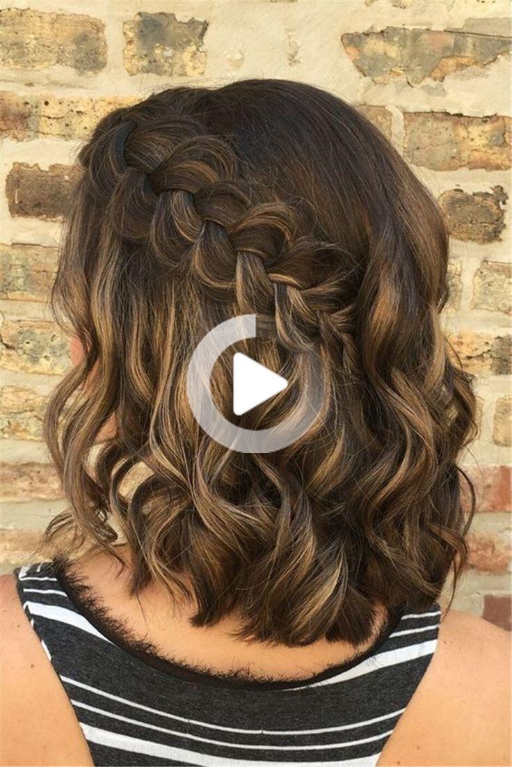 Easy N Simple Hairstyles For Short Hair Hairstyles Hairstylesforshorthair Short Simple Short Hair Styles Easy Easy Hairstyles Medium Hair Styles