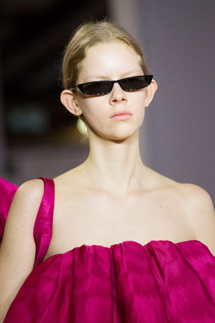 2019 Fashion 2018 Newest Fashion Small Square Sunglasses Women Men Retro Cat Eye Sunglasses Lady Unique Small Frame Sunglasses Traveling Women's Glasses