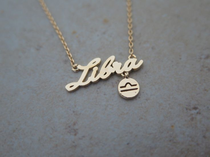 Mothers day gift ,Zodiac Constellation Necklace,Zodiac-sign, Libra / the Scales (Sep 23 - Oct 22)  necklace with giftbox by MinimalBijoux on Etsy