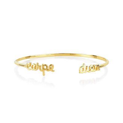 Carpe Biem bracelet - Marion Bartoli by Maty