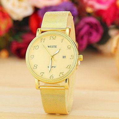 Queena kvinnors casual klockan – SEK Kr. 65
