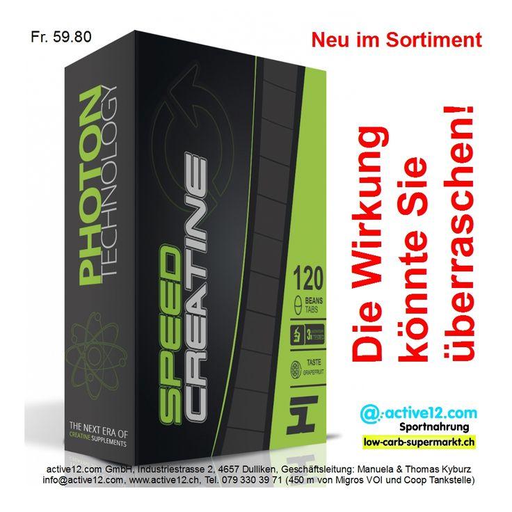 SPEED CREATINE PHOTON SPEED ► Die Wirkung könnte Sie überraschen! ► Bestellbar ab Lager Dulliken bei Olten hier: http://www.active12.ch/Rezepte-Mahlzeiten-und-Ernaehrungsplaene/Sportnahrung-und-Ergaenzungen/Kreatin-Produkte/SPEED-CREATINE-PHOTON-SPEED-INC.html ► Lagerverkauf: http://www.active12.ch/info/Oeffnungszeiten.html #Speed #Photon #Kreatin #Creatine #Power #Kraft #Muskelaufbau #Bodybuilding #Powerlifting #Kraftsport #Gewichtheben #active12