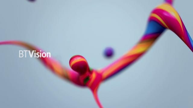 MvsM / BT Vision Rebrand by ManvsMachine. These idents are part of a top-to-toe rebrand of the TV on-demand service.