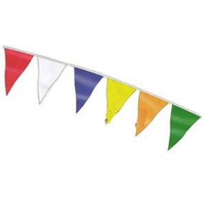 105' Pennant Banner (multi-colour) 12 x 18 panels