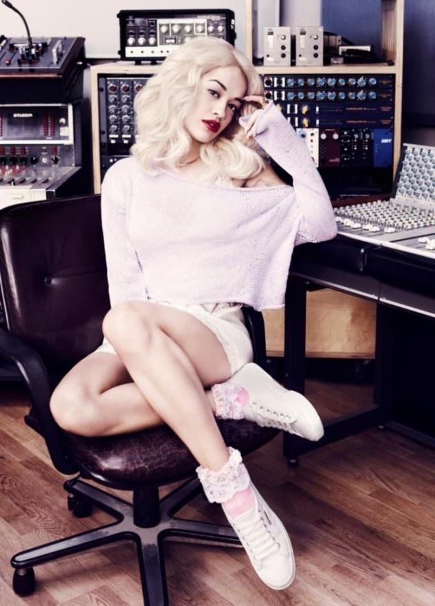 Rita Ora x Superga