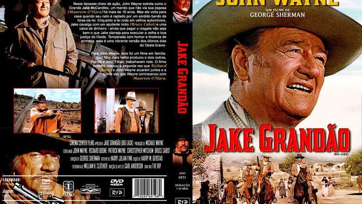 JAKE GRANDÃO 1971 (Faroeste) Filme Completo Dublado / John Wayne