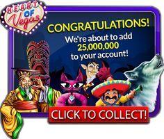 Heart of Vegas Cheats Million Coins
