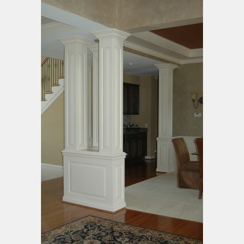 Interior Column Ideas 62 best decorative columns images on pinterest | home, interior
