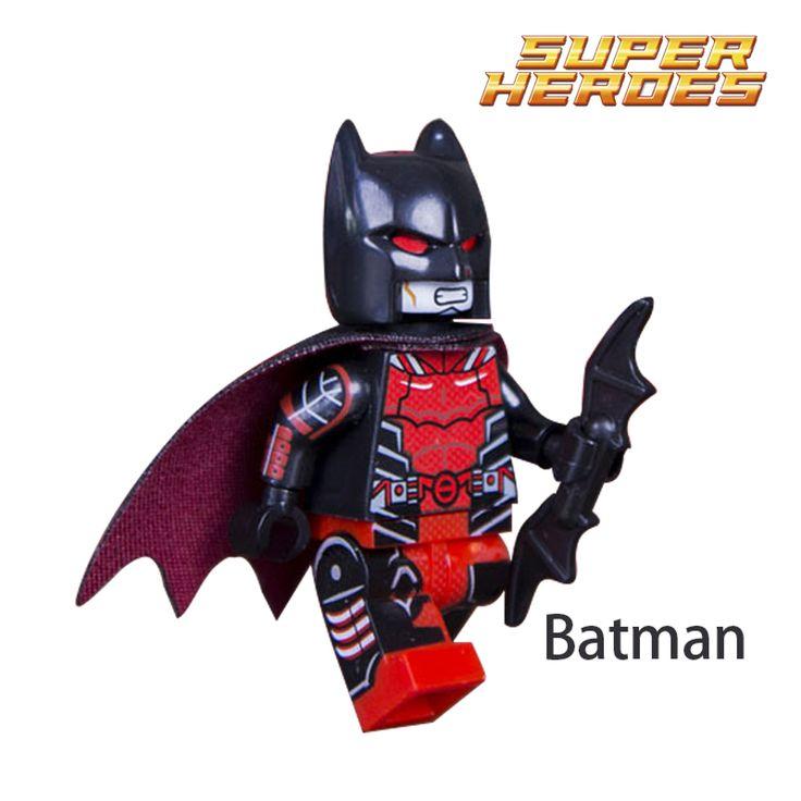 $1.69 (Buy here: https://alitems.com/g/1e8d114494ebda23ff8b16525dc3e8/?i=5&ulp=https%3A%2F%2Fwww.aliexpress.com%2Fitem%2FCustom-DC-Batman-with-Black-and-Red-Cape-Single-Sale-Superhero-Minifigures-The-Dark-Knight-Building%2F32778973629.html ) Custom DC Batman with Black and Red Cape Superhero The Dark Knight Children Classic Models Building Block Kids DIY Toys Xmas for just $1.69